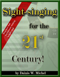 Sight-singing method eBook Cover